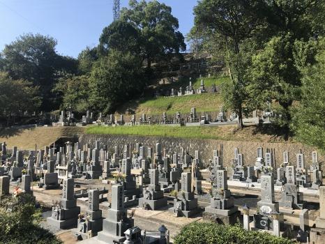広島市営 三滝墓園_3