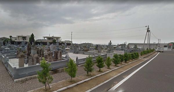 四国中央市営 宮ノ上新墓園_0