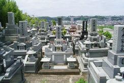 宗方台墓地の画像