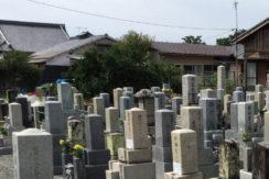 明光寺墓地の画像1