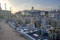 西宮市営 中津墓地の画像1