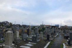 長浜市営 梨ノ木墓地の画像1