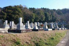 岐阜市営 大洞墓地の画像1