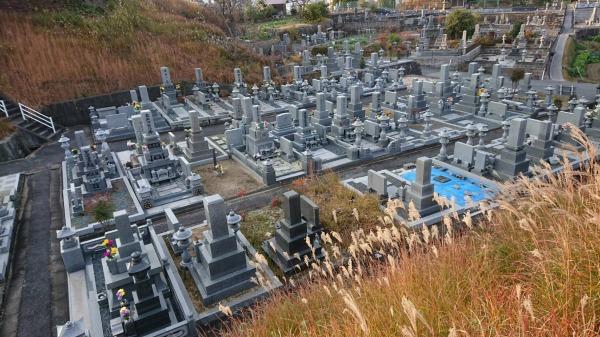 広島市営 小越墓園_2
