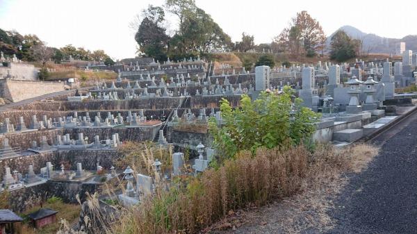 広島市営 小越墓園_3
