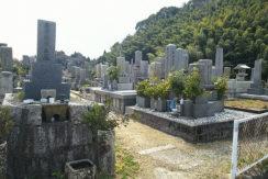 松山市営 大入谷墓地の画像1