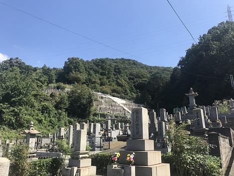 呉市営 鹿田墓地_0