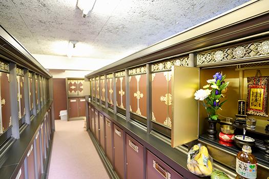 神楽坂真清浄寺納骨堂の画像3
