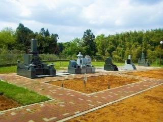 桜メモリアルガーデンつくば一般墓所