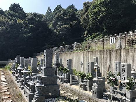 大竹市営 立戸墓苑_0