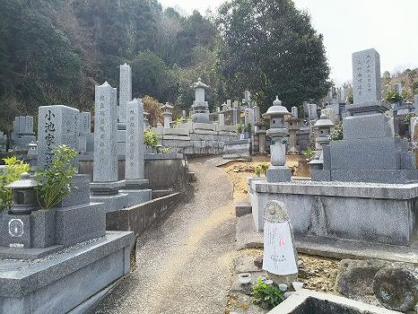 松山市営 太山寺墓地_2