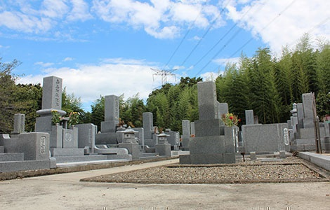 丸亀市営 高丸墓地
