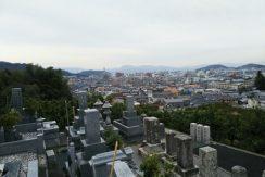 松山市営 谷墓地の画像1