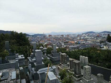 松山市営 谷墓地_0
