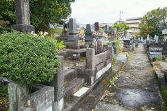 熊本市営 立田山墓地の画像1