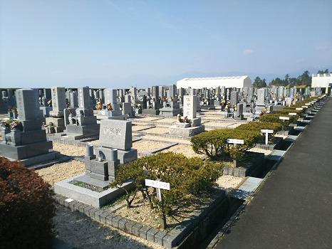 東員町墓地公園の画像1