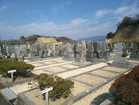 東員町墓地公園の画像3