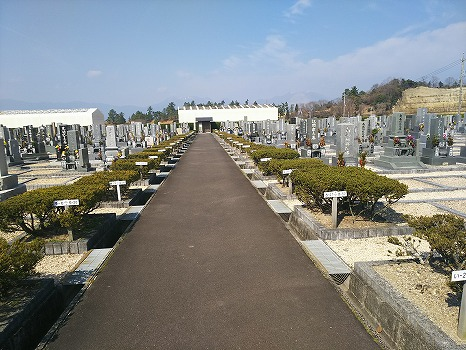 東員町墓地公園の画像5