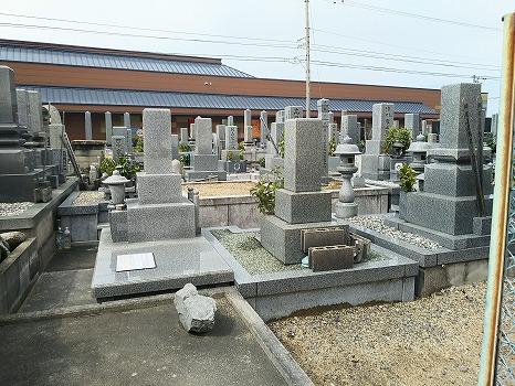 松山市営 和気墓地_1