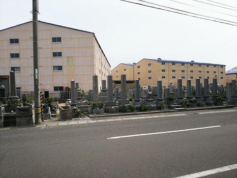 松山市営 和気墓地_2
