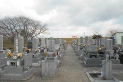 岐阜市営 柳津宮東墓地の画像3