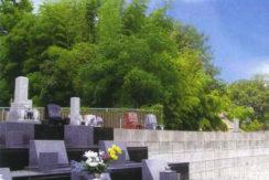 八幡あやめ墓苑の画像1