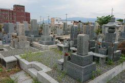 大和高田市営 材木町市営墓地の画像1