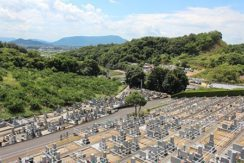 十三塚墓地