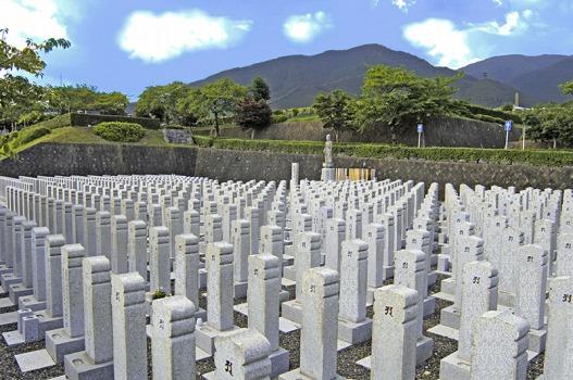 比叡山延暦寺夫婦墓