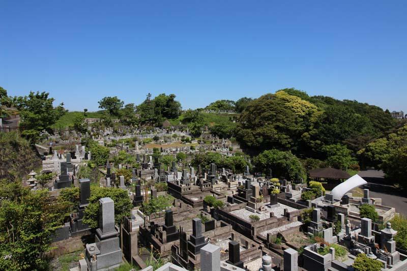 横浜市営 日野公園墓地_0