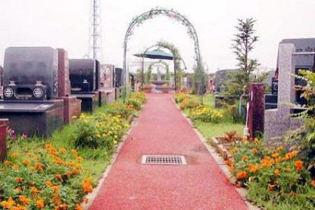 芝生の霊園あさか野_0