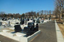 前橋市嶺公園墓地の画像1