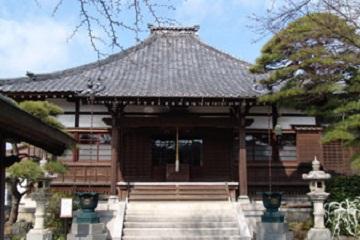 九品山勝曼寺の画像