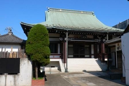 円明寺墓苑の画像