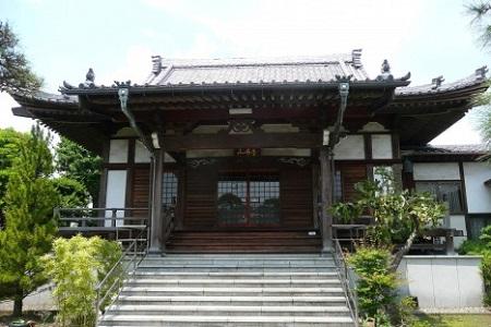 円照寺墓苑の画像