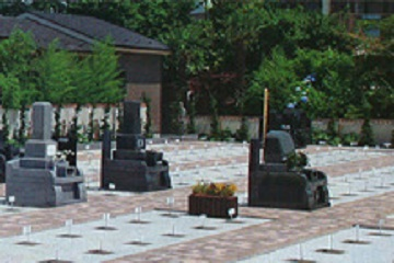 竹の塚霊園_0