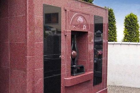 メモリアルガーデン麻布 やすらぎの碑の画像
