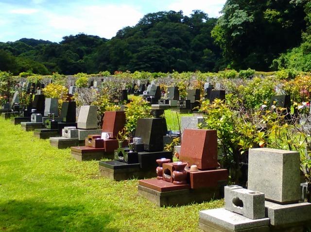 横須賀市営 公園墓地_0