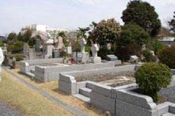カトリック府中墓地_0