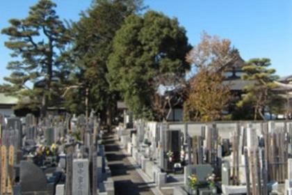 石田寺墓苑_0