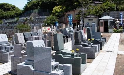鎌倉七里ヶ浜霊園_1