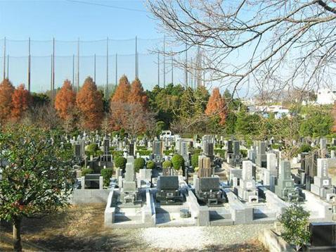 藤沢市営 大庭台墓園_0