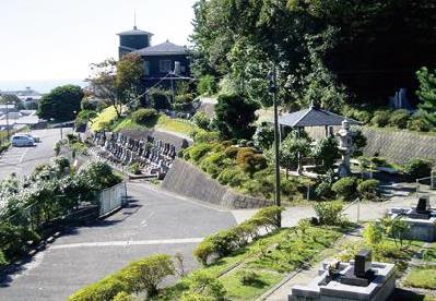 「久里浜霊園(神奈川県横須賀市長沢1-54-1)」の画像検索結果