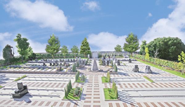 川口さくら霊園 永遠の杜 プレアーガーデン 祈りの庭園_0