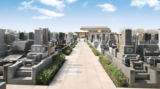 大師の杜墓苑の画像1