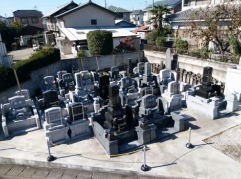東貝沢共同墓地_0