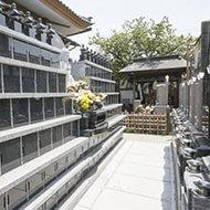 本光寺 永代供養墓・樹木葬永代供養付個別墓 「釈迦之塔」 釈区・迦区 Aタイプ