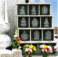 本光寺 永代供養墓・樹木葬永代供養付個別墓 「やすらぎ五輪塔」 Aタイプ