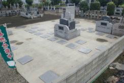 伊勢崎西共同墓地の画像2