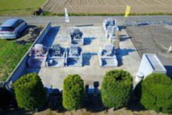 伊勢崎西共同墓地の画像1
